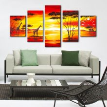 LUXURY NATURE CANVAS WALL FRAME